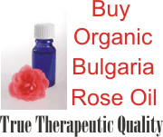 aromatherapy rose oil