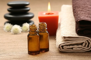 aromatherapy bath and body