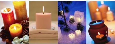 pictures of aromatherapy candles
