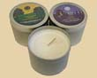 Soy Candles Tin