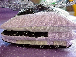 Lovely Lavender Pillow