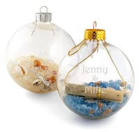 Homemade Christmas Crafts, potpourri tree decorations