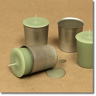 Aromatherapy candle recipes for votive candle diy for Homemade votive candles