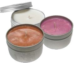 aromatherapy soy candles